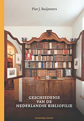 Piet J. Buijnsters schrijft Geschiedenis van de Nederlandse bibliofilie