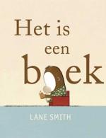 'It's a book' / 'Het is een boek' - heerlijk prentenboek van Lane Smith