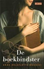 Anne Delaflotte Mehdevi - 'De boekbindster' (fictie)