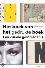 Het boek van het gedrukte boek - een visuele geschiedenis