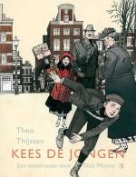 Dick Matena tekende alweer een klassieker: 'Kees de Jongen' nu als beeldroman