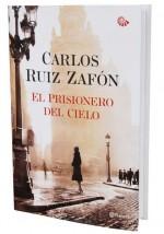 'De gevangene van de hemel' van Carlos Ruiz Zafon verschijnt in september 2012
