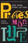 Precies mijn type - een boek over letters