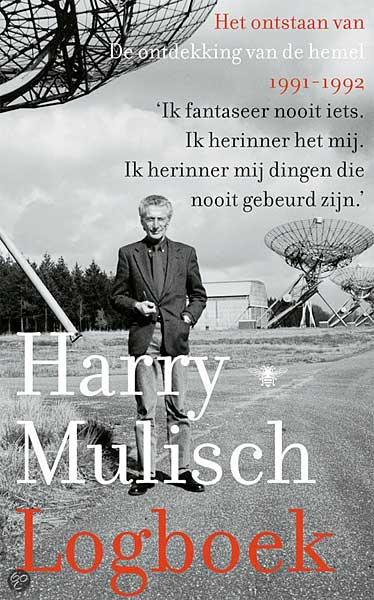 Harry Mulisch Logboek 1991 1992 De Geboorte Van Een