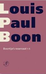 Deel 11 verzameld werk LP Boon: Boontjes reservaat